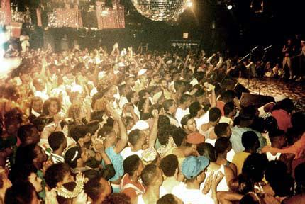 Friday Night Fever Paradise Garage  The Bowery Boys New