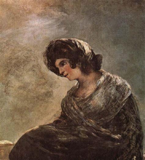 Albert Bierstadt Museum Milkgirl From Bordeaux Francisco Goya