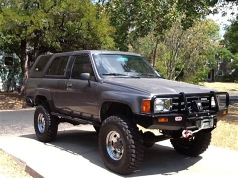 Purchase Used 1985 Toyota 4runner Sr5 Sport Utility 2-door