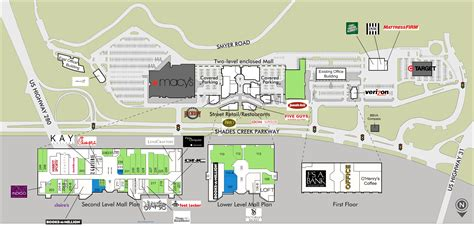 Birmingham Al Brookwood Village  Retail Space  Cypress