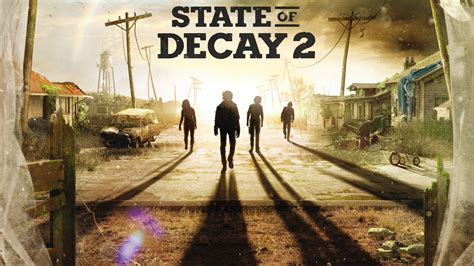wallpaper state  decay  xbox  pc   games