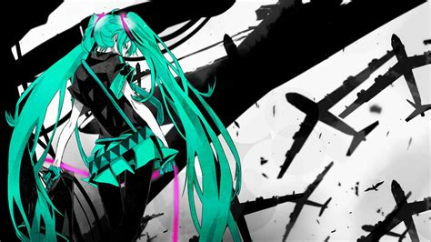 Wallpaper Anime Hd - hatsune miku anime wallpaper best