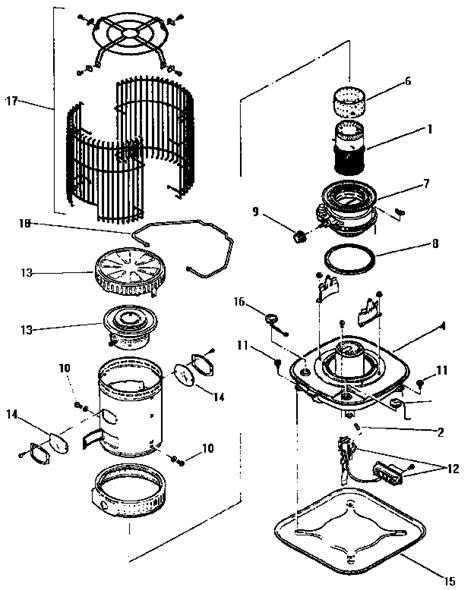 corona model dk heater kerosene genuine parts