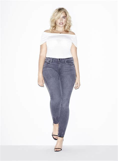 a guide to the best jeans for plus size women instyle com