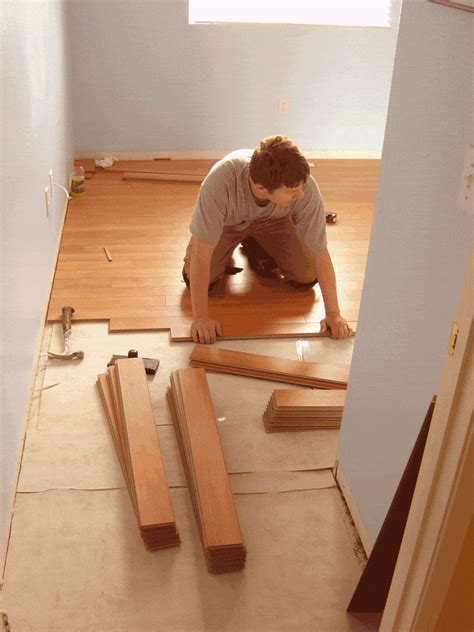 how to install a laminate floor hardwood floors laminate brazilian walnut red oak