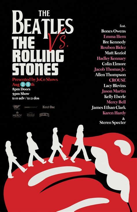 beatles   rolling stones tribute
