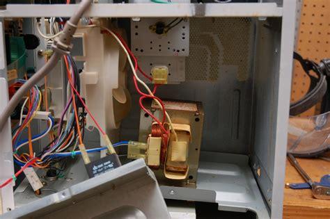 test  microwave hv capacitor