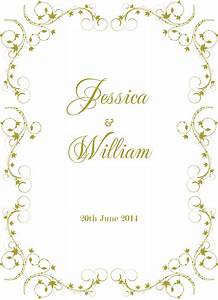 invitation borders clipartsco With borders for wedding invitations free download