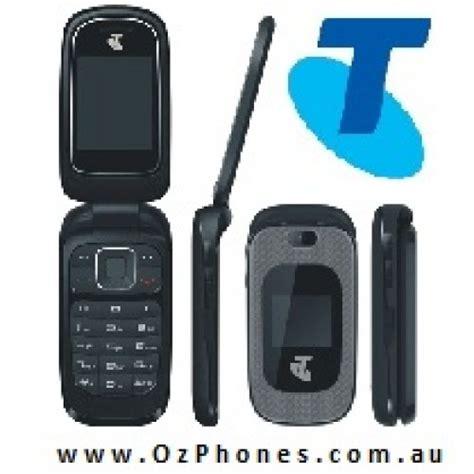 telstra  flip    mobile phone