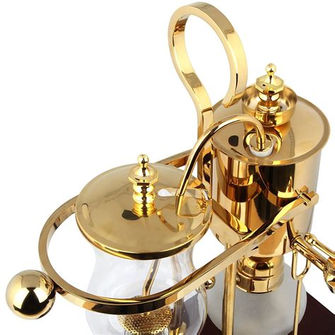 Bodum pebo coffee maker, vacuum coffee maker, siphon coffee brewer,slow brew, bold flavor, made in europe, black, 8 cup, 1 liter, 34 ounces 4.3 out of 5 stars 975 $72.30 New Shining Image: Kendal Balance Syphon Siphon Coffee Maker Gold Color, 1 set BSCM01   Rakuten.com