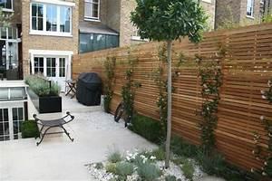 Idee Cloture Jardin : cl ture de jardin en bois 75 id es pour faire un bon choix ~ Melissatoandfro.com Idées de Décoration