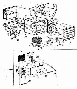 Kenmore 757624400 Evaporative Cooler Parts