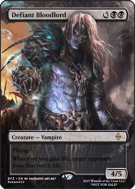 defiant bloodlord     suggestions   card