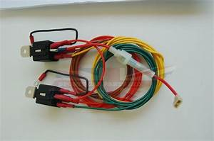 Marked Mg Td Wiring Harness