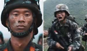 World War 3 fears as China reveal TERRIFYING propaganda ...