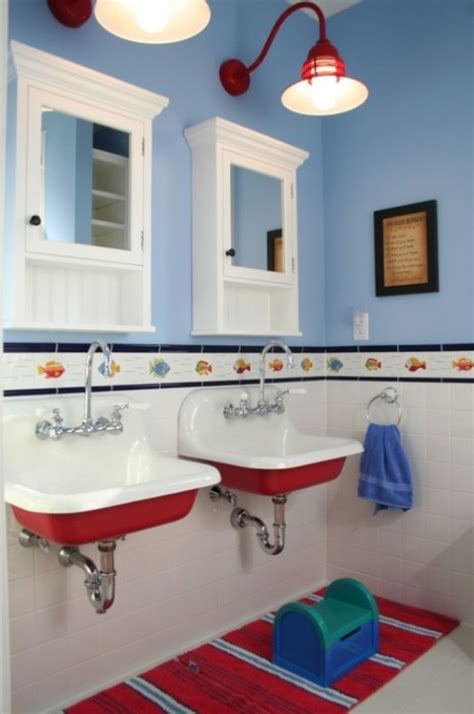 30 Really Cool Kids Bathroom Design Ideas Kidsomania