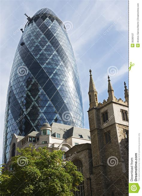 the gherkin building editorial photography image