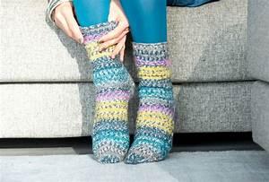 Socken Stricken Mit Muster : woll socken mit strukturmuster kostenlose strickanleitung ~ Frokenaadalensverden.com Haus und Dekorationen