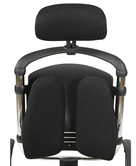 Duo Back Chair Singapore by Spine Align Duo Back Chair