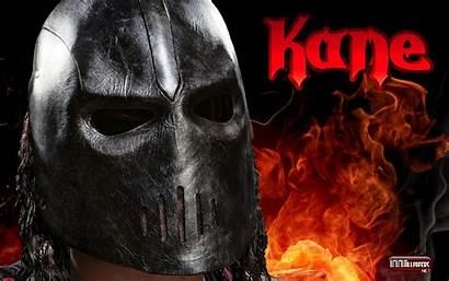 Kane Wwe Mask Masked Wallpapers Fire Desktop