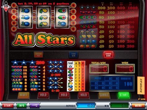 All Stars Slot Machine Online ᐈ Simbat™ Casino Slots