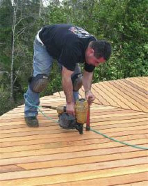 fastening deck boards professional deck builder