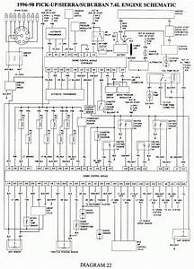 1998 Chevy Silverado Wiring Diagram