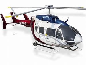 Airbus Eurocopter EC145 Stanford Life Flight Model ...