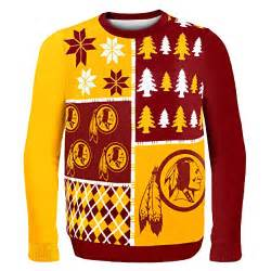 washington redskins ugly christmas sweaters
