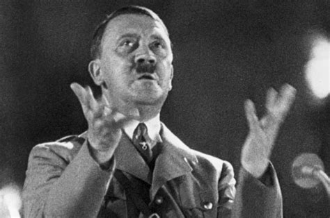 Adolf Hitler had a truly disgusting sexual fetish