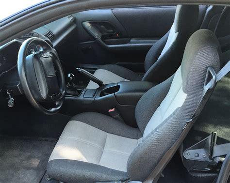 Z28 Camaro Interior by Bf Exclusive 1994 1le Z28 Camaro