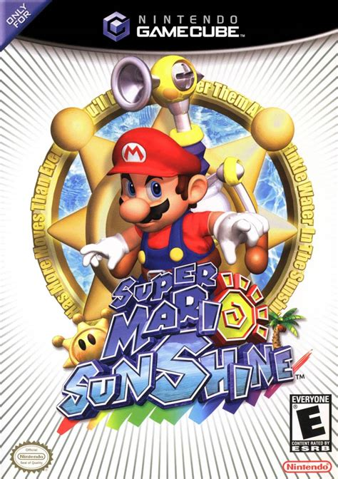 Buy Super Mario Sunshine For Gamecube And Wii Used Complete