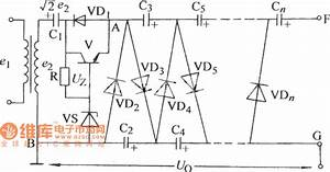 The Output Voltage Adjustable Voltage Type Multiple