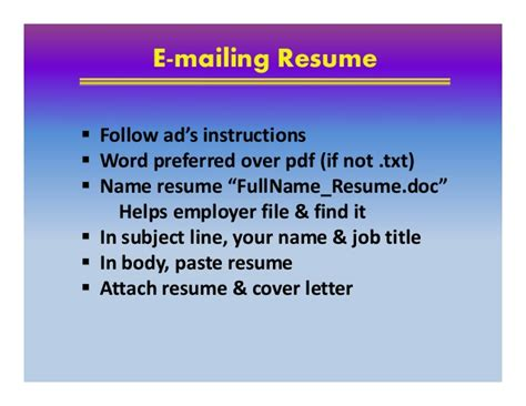 rev up your resume jump start your career