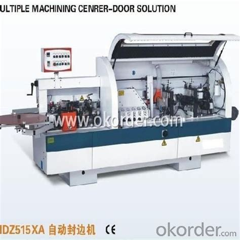 automatic linear edge banding machine real time quotes  sale prices okordercom