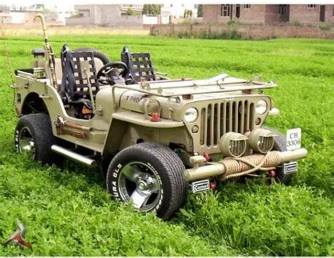 indian jeep modified modified indian jeeps
