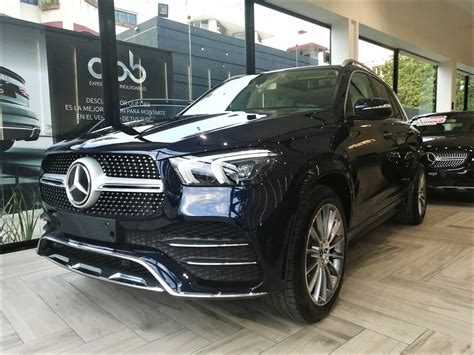 It's packed with tech that hasn't yet filtered into mainstream models. Mercedes-Benz Clase GLE 450 4Matic AMG 2020 - OBB Motors