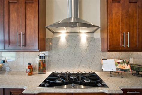 ivory granite eclectic kitchen by frank s