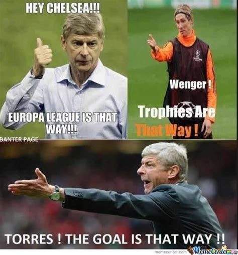 Arsene Wenger Meme - ars 232 ne wenger vs fernando torres by agf meme center