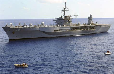 Us Navy 090922-n-7478g-698 Rigid Hull Inflatable