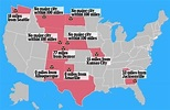 Where are all the missile silos in the US? - Quora