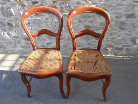 chaises cannees louis philippe 28 images chaises