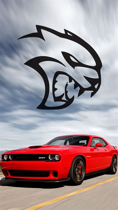 2018 Dodge Challenger Hellcat Wallpaper Wallpapersafari