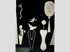 Oskar Schlemmer–the Figural Cabinet The CharnelHouse