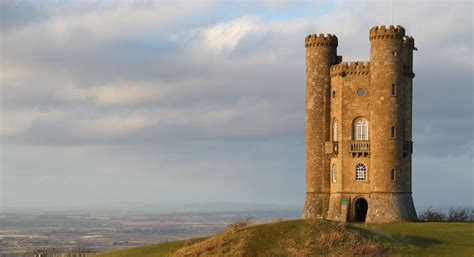 broadway tower worcestershire  beautiful places