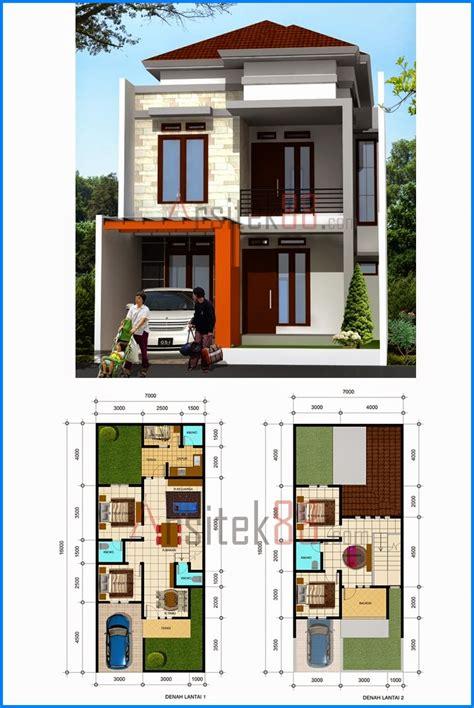 60 Desain Rumah Minimalis 8 X 12  Desain Rumah Minimalis