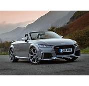 Audi TT RS Roadster Review 2019  Parkers