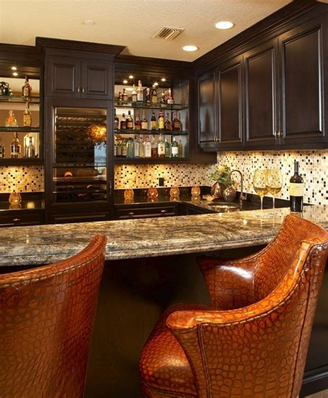 Home Bar Decor Ideas  Marceladickcom