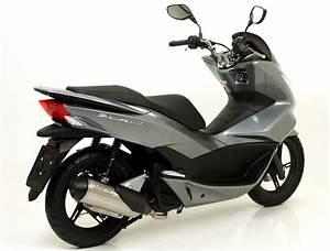 Full System Exhaust Honda Pcx 150 2012 2013 Arrow Reflex 2