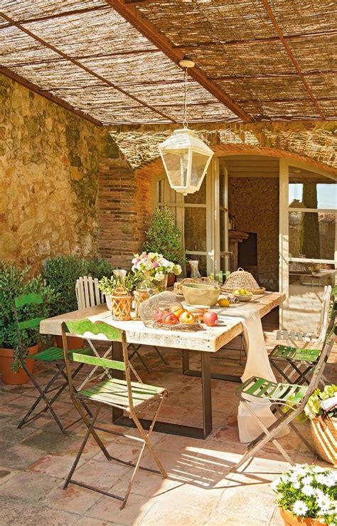 Resultado De Imagen Para Casas Rusticas Con Patios